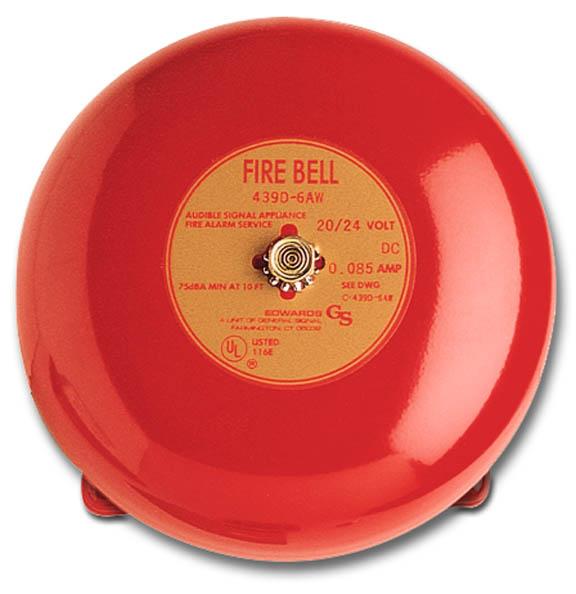 439D Fire Bell